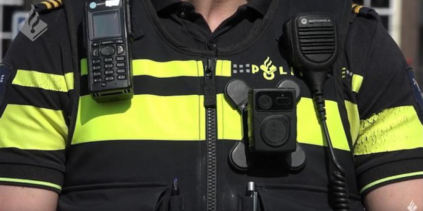 bodycam, politie,