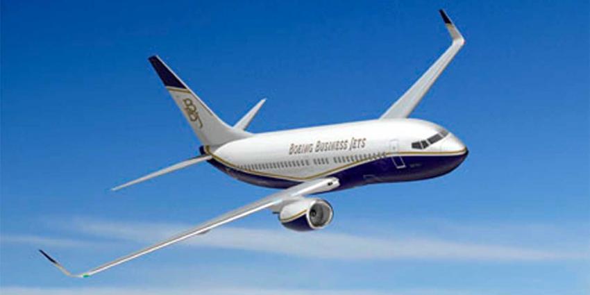 Nieuwe regeringstoestel een Boeing 737 Business Jet van bijna 90 miljoen euro