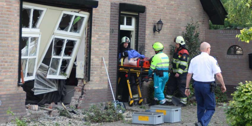 foto van ongeval | Willy Smits | www.112journaal.nl