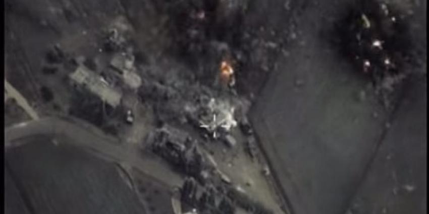 Rusland en Amerika 'strijden' om strijd in Syrië
