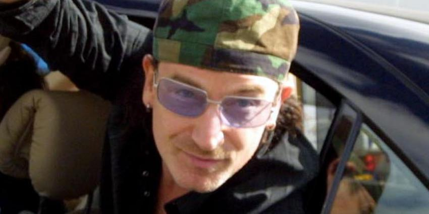 U2 komt volgend jaar voor twee shows naar Nederland