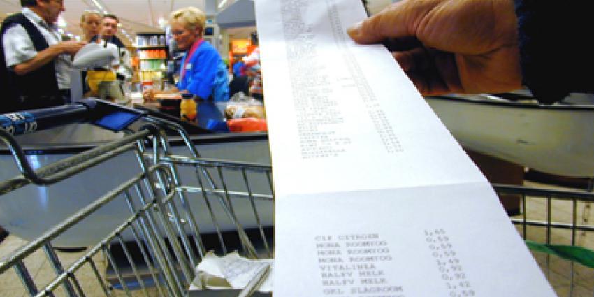 Stijging supermarktomzet eerste half jaar 2016