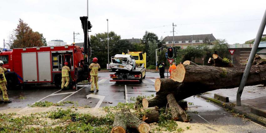 Eerste herfststorm gaat gepaard met zware windstoten: code oranje voor kustprovincies