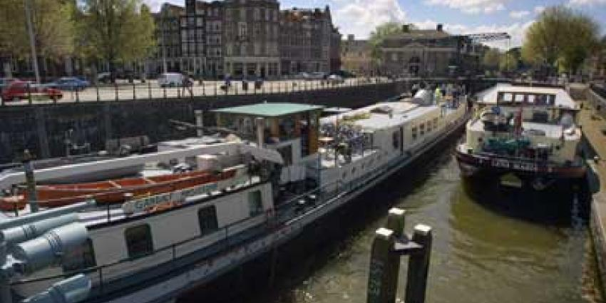 Huurprijzen Amsterdam rijzen de pan