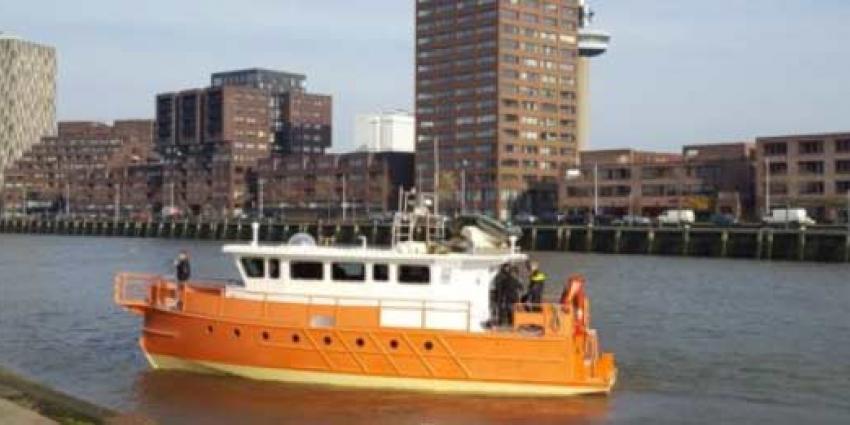 Openbaar Ministerie schenkt drugsboot aan Scheepvaartcollege
