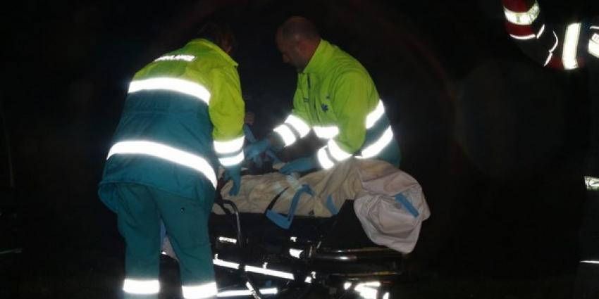 Twee gewonden bij ongeval N34