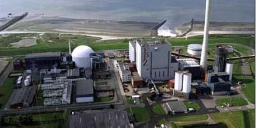 kerncentrale, borssele, buiten bedrijf, storing