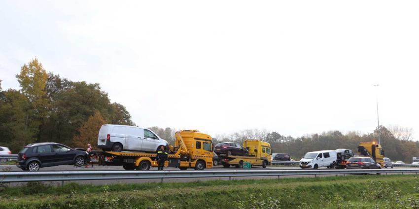 botsing-snelweg