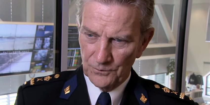 Oud-korpschef treedt treug als adviseur