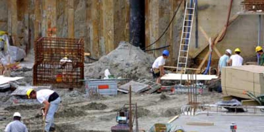 Geen bommen gevonden bouwterrein woontorens Rotterdam