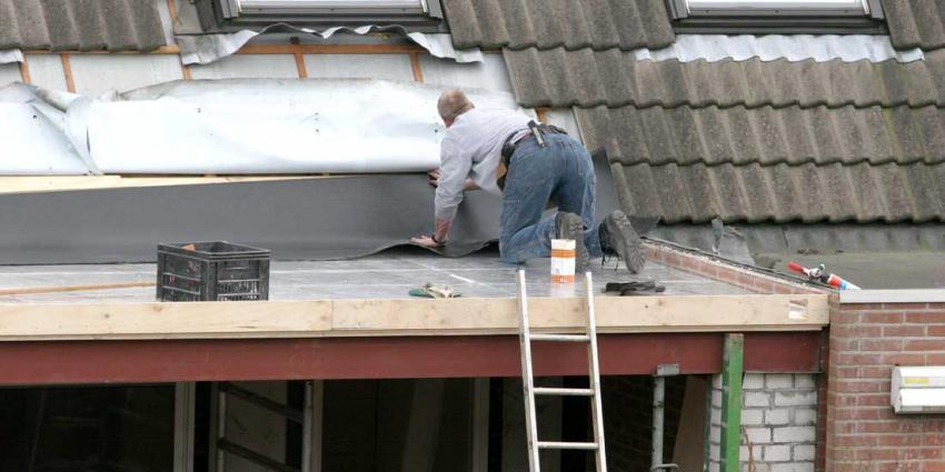 Grootste omzetgroei voor kleine bouwbedrijven