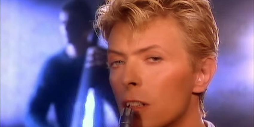 Muzieklegende en zanger David Bowie (69) overleden