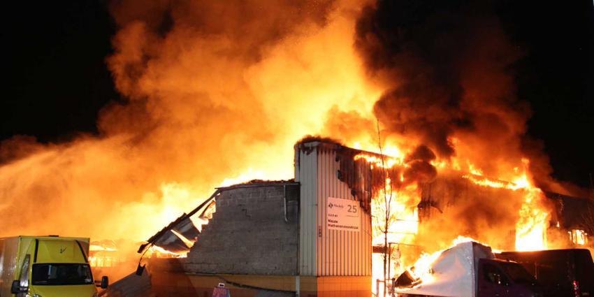 brand-bedrijfspand