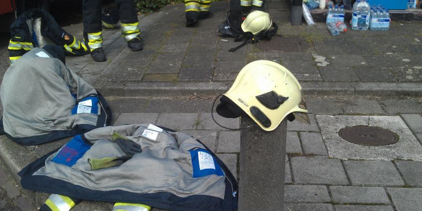 Gewonden door brand verzorgingstehuis in Tiel