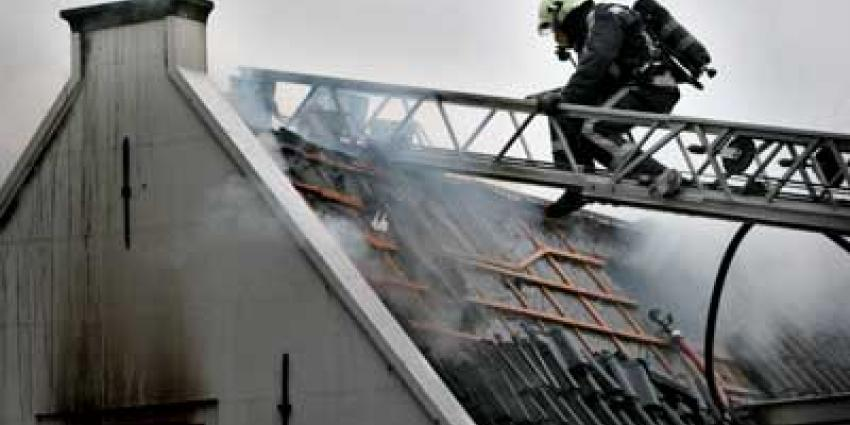 Zes doden na felle brand in Duits pension