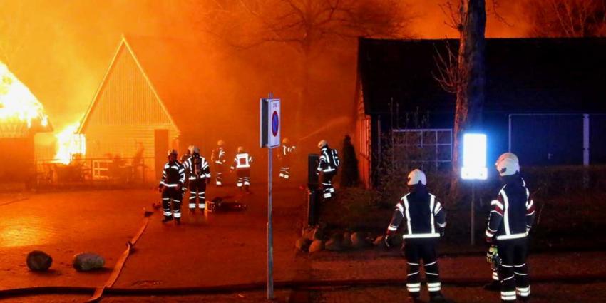 Achtergronden brand Exloo niet meer te achterhalen