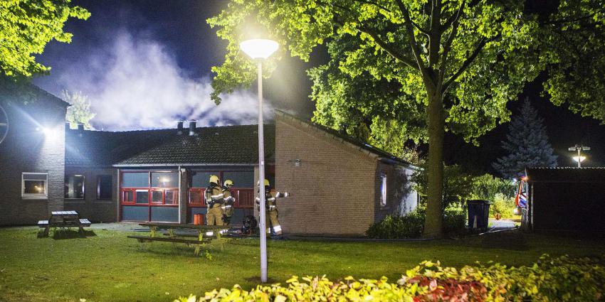 brand-gebouw