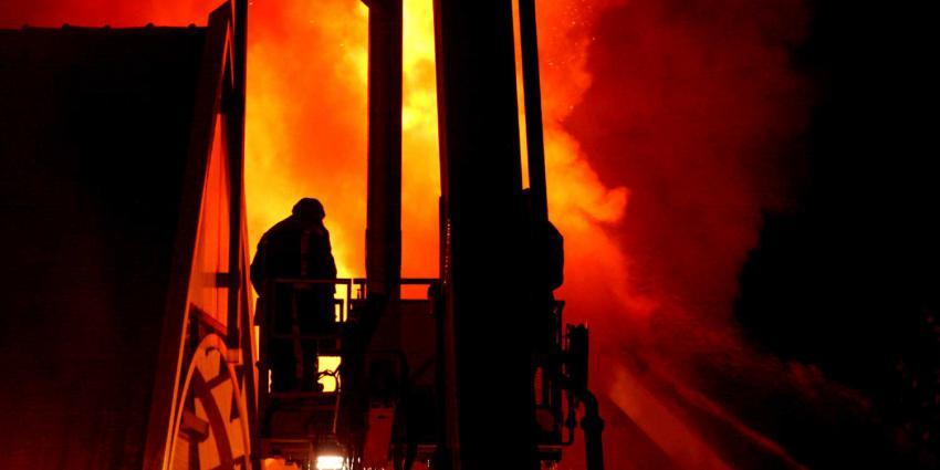Brandweer gemiddeld in 7,7 minuten ter plaatse