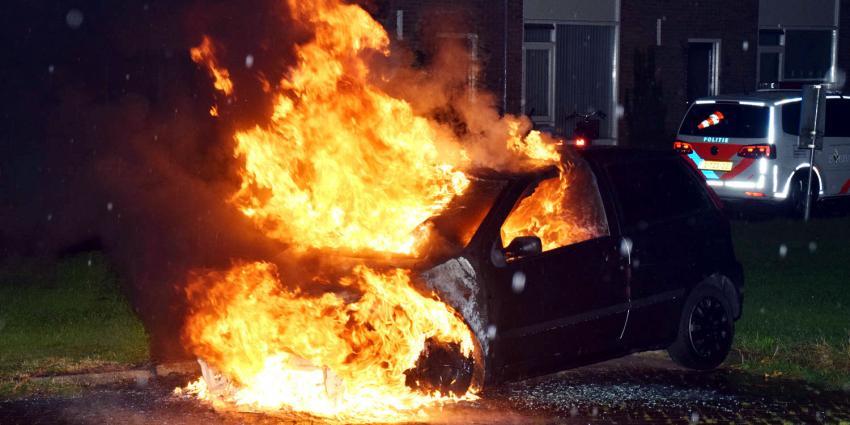 Den Dolder geteisterd door serie autobranden