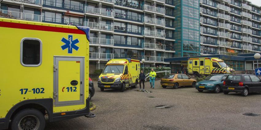 Dode bij brand in Rotterdam