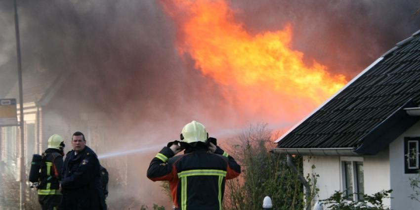 31 doden bij woningbranden in 2015