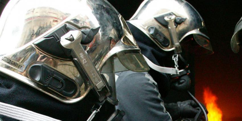 Grote brand in olieinstallatie Oosterhout, medewerkers zagen vuurbal
