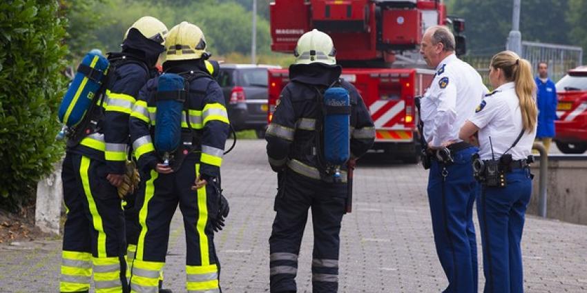 Brand in bedrijfspand grootverbruiker AGF | Persburo Sander van Gils | www.persburausandervangils.nl