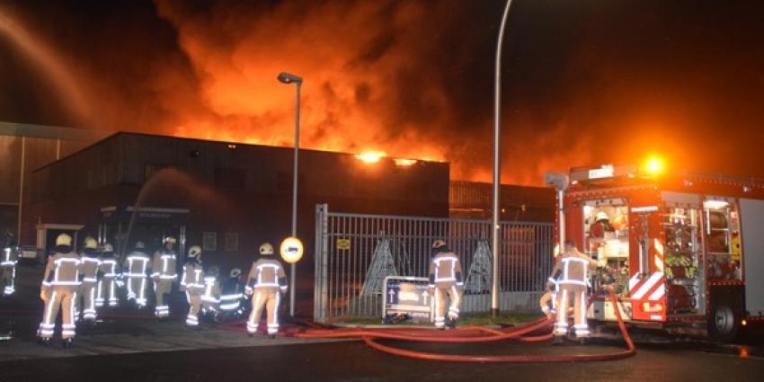 Schadelast grote branden voor eerst boven 700 miljoen