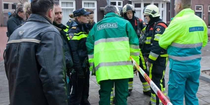 Vrouw (50) ernstig gewond na vermoedelijke aanval in woning Rotterdam