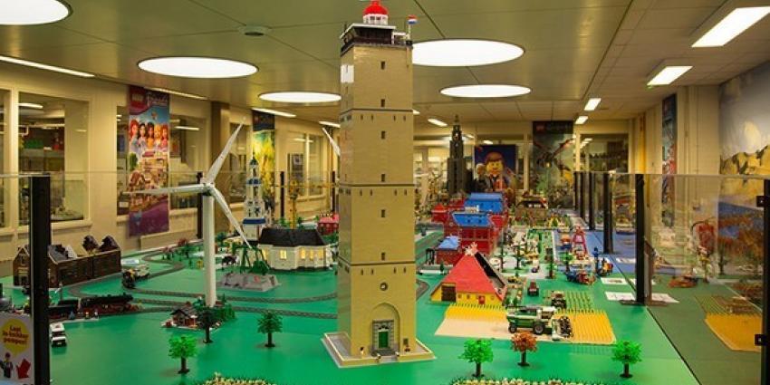 Brandaris van Lego
