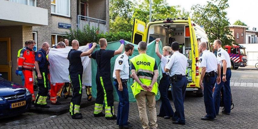 Vrouw ernstig gewond na woningbrand in Den Bosch