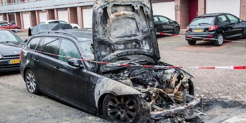 Opnieuw auto in brand in Vlaardingen ondanks noodverordening