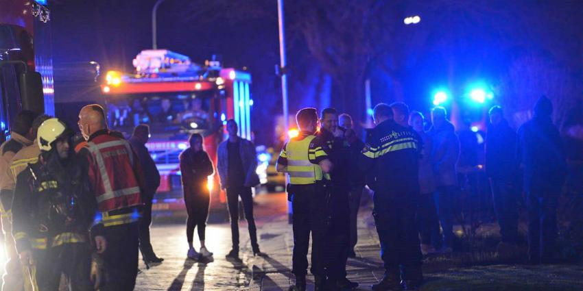 brandw-politie-donker
