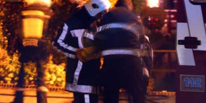 Brandweer ontruimt 54 woningen bij grote brand Doorwerth