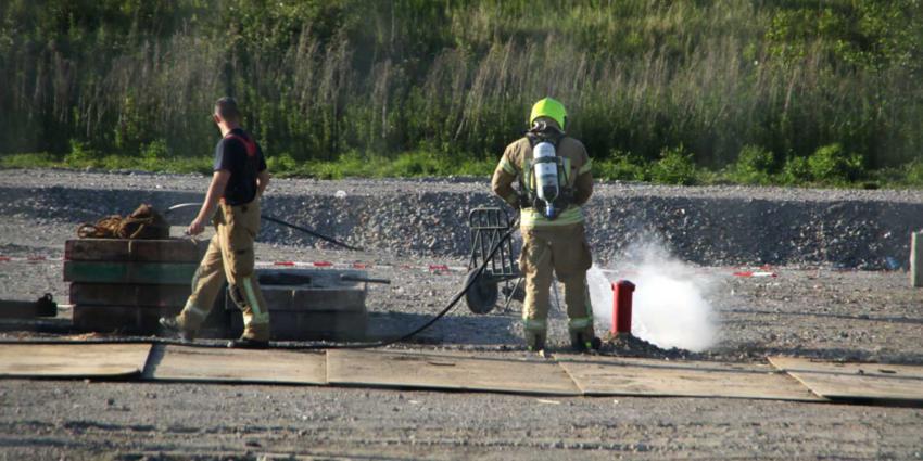 brandweer-bouwterrein