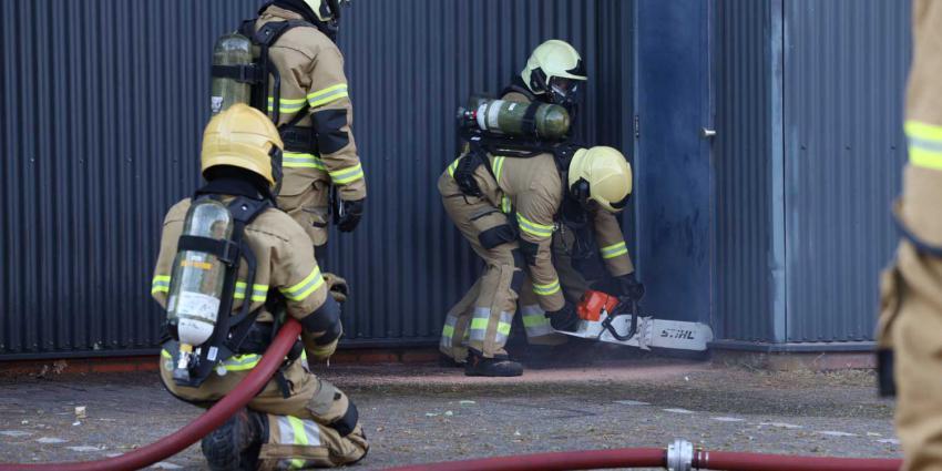 brandweer-kettingzaag