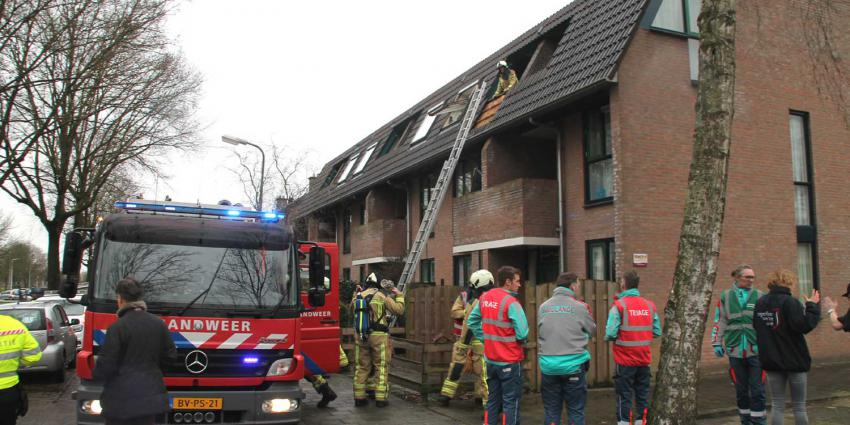 brandweer-ladder