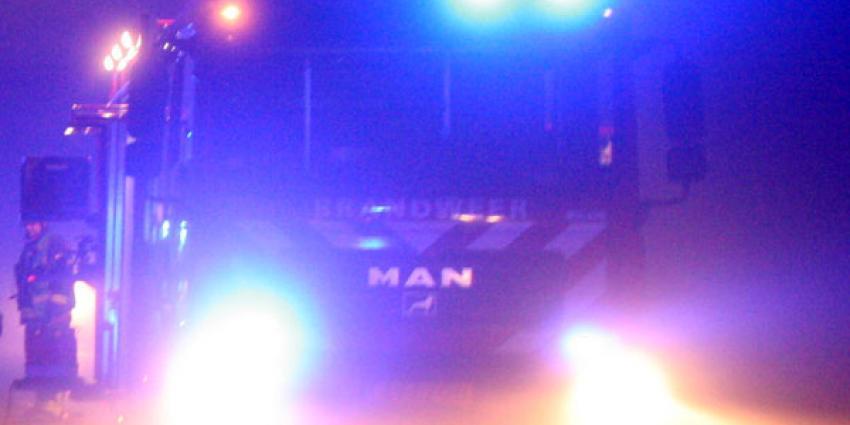 Vier personen ademen rook in bij woningbrand in Roermond
