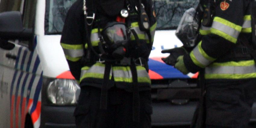 Appartementen ontruimd bij zeer grote brand in Zwolle