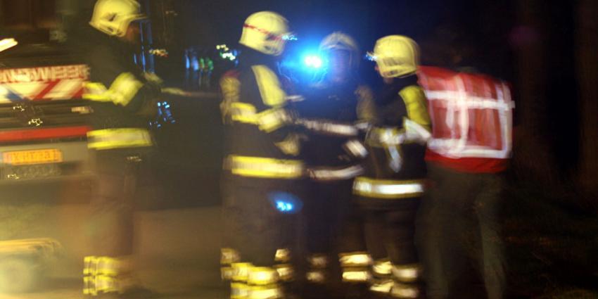 woningbrand, evacuatie, hulpdiensten