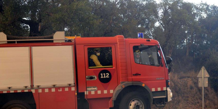 Nederlanders in Zuid-Frankrijk op de vlucht voor bosbranden