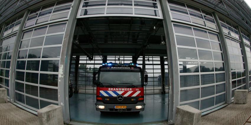 Brandweer rukt 8000 keer minder uit