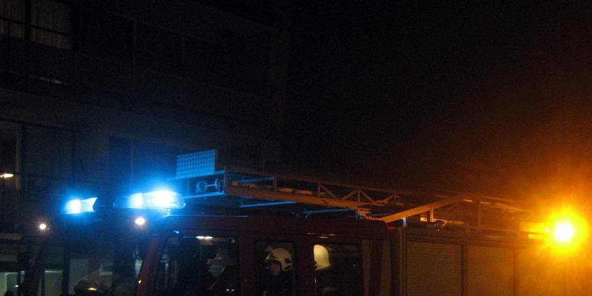 Drie gewonden bij brand in Hengelo