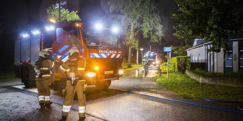 brandweerauto-donker