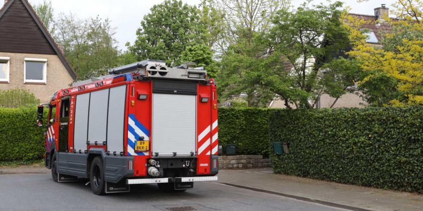 brandweerauto-tuin