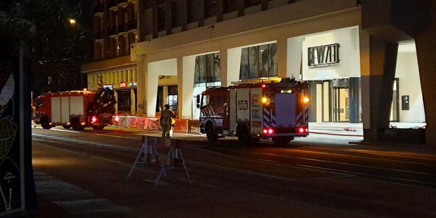 brandweerauto-vijzelstraat