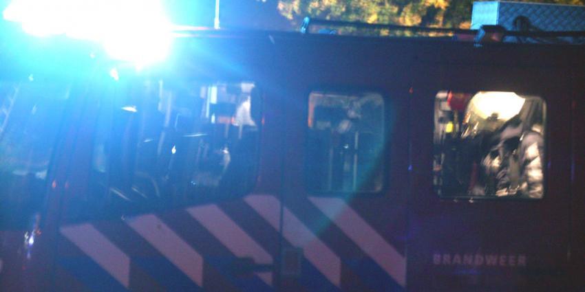 Verkeer A9 ondervindt last van grote brand Boesingheliede