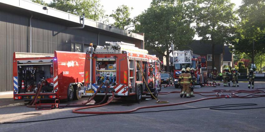 brandweerautos