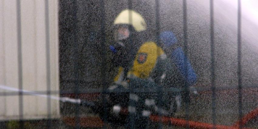 Brandweerman stuit op pistool na blussen elektrische deken
