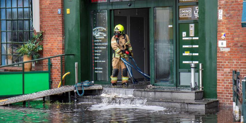 brandweerman-bluswater